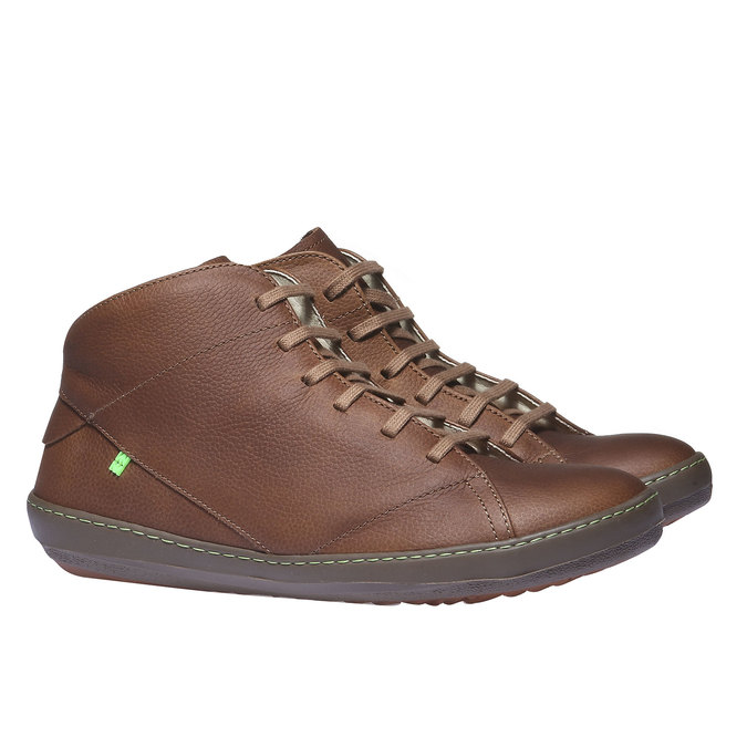 Ankle Boots el-naturalista, hnědá, 896-4019 - 26