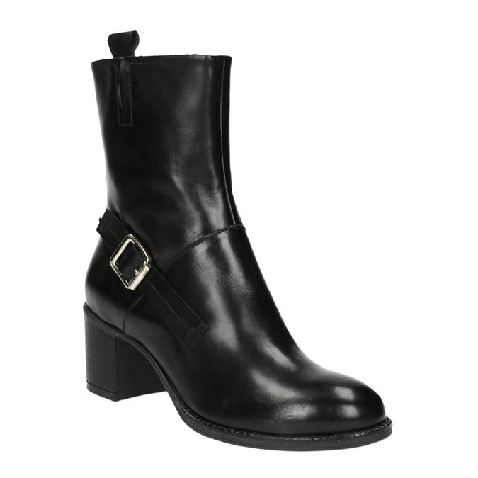Dámská kotníčková obuv bata, černá, 694-6359 - 13