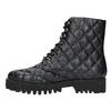 Dámská kotníčková obuv bata, černá, 591-6614 - 26