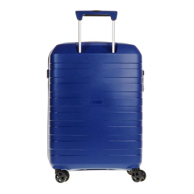 Modrý kufr na kolečkách roncato, modrá, 960-9605 - 26
