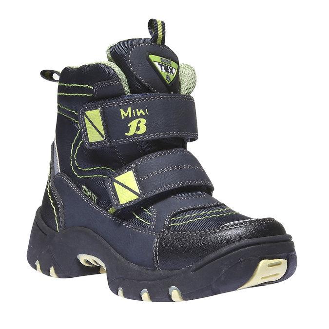 Kids shoes mini-b, modrá, 299-9144 - 13
