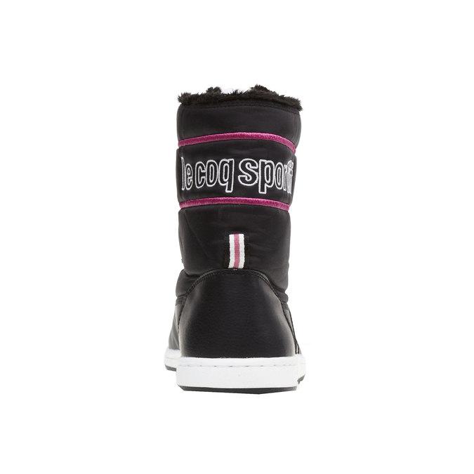 Sportovní sněhule le-coq-sportif, černá, 501-6107 - 17