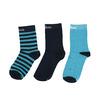 Sada 3 párů dětských bambusových ponožek bata, 919-0603 - 26