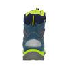 Dětská zimní obuv na suché zipy mini-b, modrá, 391-9100 - 17