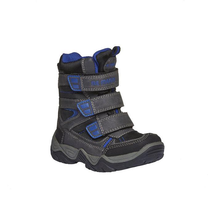 Zimní boty nad kotníky mini-b, šedá, 299-2145 - 13