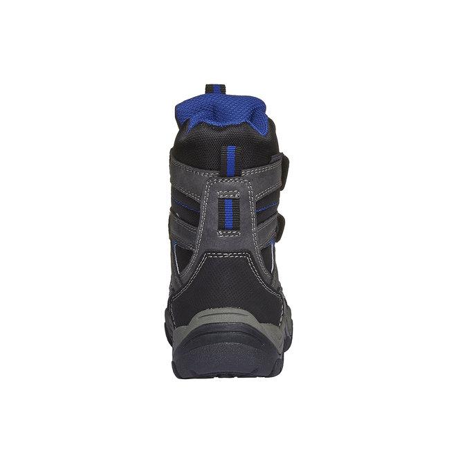 Zimní boty nad kotníky mini-b, šedá, 299-2145 - 17