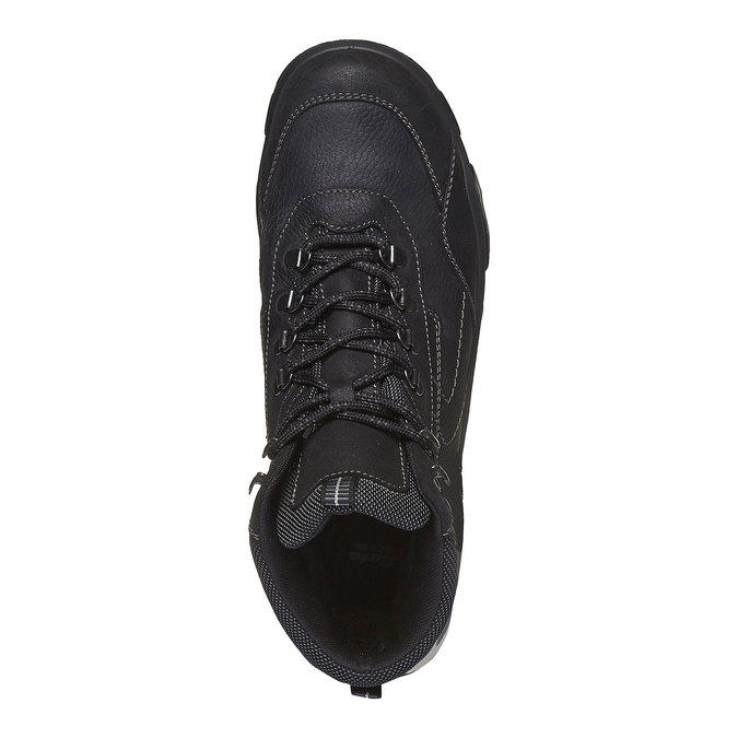 Outdoorové zimní boty ke kotníkům bata, černá, 894-6123 - 19