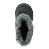 Dětská kotníčková obuv bubblegummer, černá, 191-6612 - 19