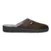 Pánská domácí obuv bata, hnědá, 879-4600 - 19