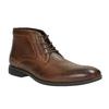 Pánská kotníčková obuv kožená rockport, hnědá, 824-3019 - 13