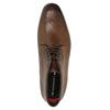 Pánská kotníčková obuv kožená rockport, hnědá, 824-3019 - 19