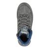 Dětská kotníčková obuv mini-b, šedá, 491-2651 - 19