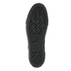 Kožená kotníčková obuv ve sportovním stylu converse, černá, 544-6080 - 26