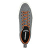 Pánské kožené tenisky converse, šedá, 843-2082 - 19