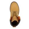 Kožená dámská obuv weinbrenner, hnědá, 596-8629 - 19