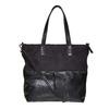 Kabelka v Shopper stylu bata, černá, 961-6847 - 26
