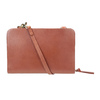 Kožená Crossbody kabelka royal-republiq, hnědá, 964-3017 - 19