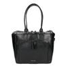 Kožená kabelka s odnímatelným popruhem royal-republiq, černá, 964-6039 - 26