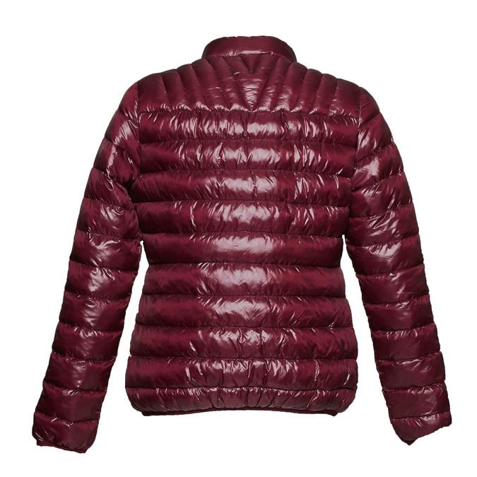 Dámská bunda s prošíváním bata, červená, 979-5637 - 26