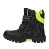 Dětská obuv se zateplením mini-b, černá, 291-6601 - 26
