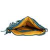 Dámská kožená kabelka sticksandstones, tyrkysová, 964-9005 - 15