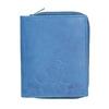 Kožená dámská peněženka bata, modrá, 944-9157 - 26