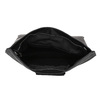 Dámská kabelka s kovovými uchy bata, černá, 961-6789 - 15