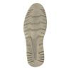 Pánské kožené tenisky weinbrenner, šedá, 843-2620 - 26