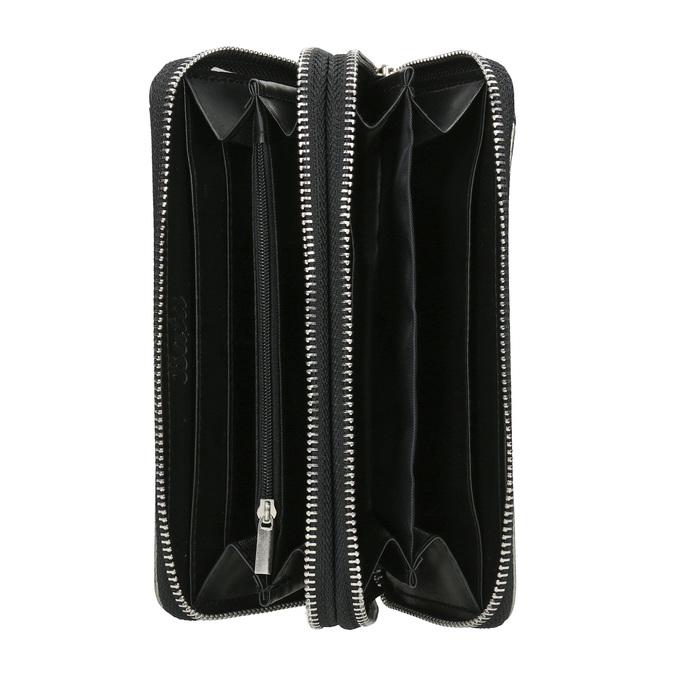 Dámská peněženka v Patchwork stylu bata, černá, 941-6152 - 15
