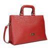 Červená dámská kabelka bata, červená, 961-5627 - 13