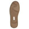 Dámská kotníčková obuv s kožíškem bata, hnědá, 599-4606 - 26