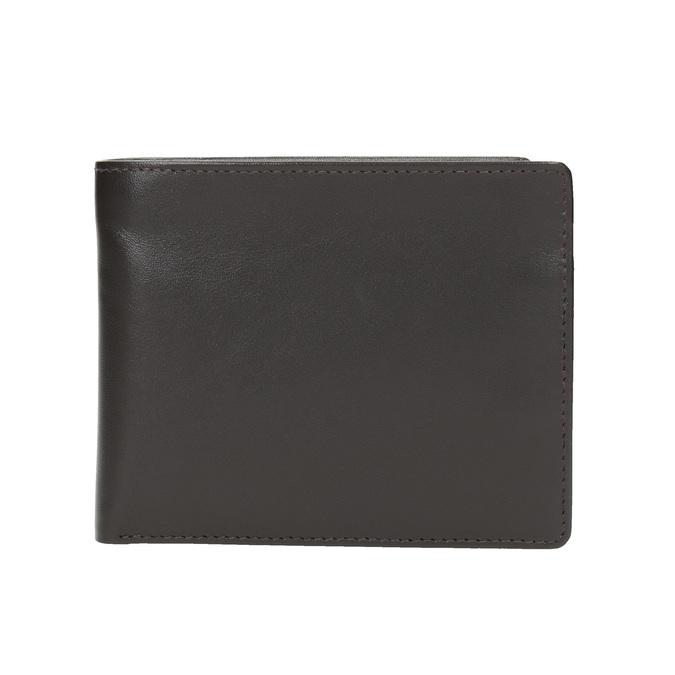 Kožená pánská peněženka bata, černá, 944-4170 - 26