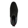 Pánské kožené Chelsea Boots rockport, černá, 893-6010 - 19