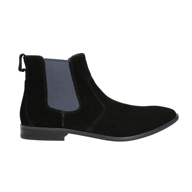 Pánské kožené Chelsea Boots rockport, černá, 893-6010 - 15