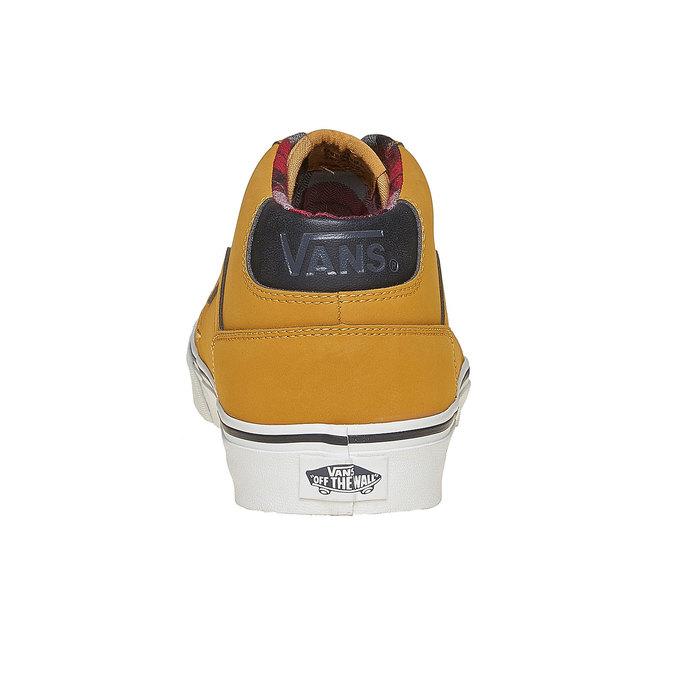 Pánské tenisky Vans vans, žlutá, 801-8306 - 17