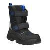 Dětská zimní obuv richter, černá, 429-5001 - 13