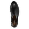 Pánské kožené Chelsea Boots vagabond, černá, 894-6002 - 19