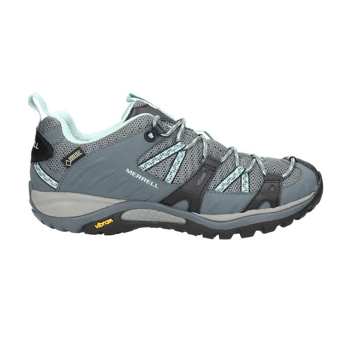 Dámská outdoorová obuv merrell, šedá, 506-2814 - 15