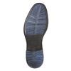 Kožená kotníčková obuv pánská bata, hnědá, 894-4621 - 26