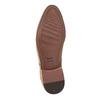 Pánské celokožené polobotky bata, hnědá, 826-3778 - 26