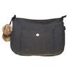 Dámská kabelka s Pom Pom ozdobou bata, černá, 961-6244 - 26