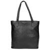Černá kožená kabelka bata, černá, 964-6213 - 26