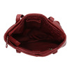 Červená kožená kabelka bata, červená, 964-5213 - 15