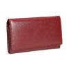 Dámská kožená peněženka bata, červená, 944-5357 - 13