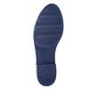 Dámské holínky ve stylu Chelsea bata, modrá, 592-9114 - 26