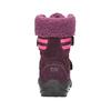 Dětská zimní obuv weinbrenner, červená, 299-5611 - 17