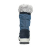 Dětská zimní obuv s kožíškem weinbrenner, modrá, 499-9613 - 17