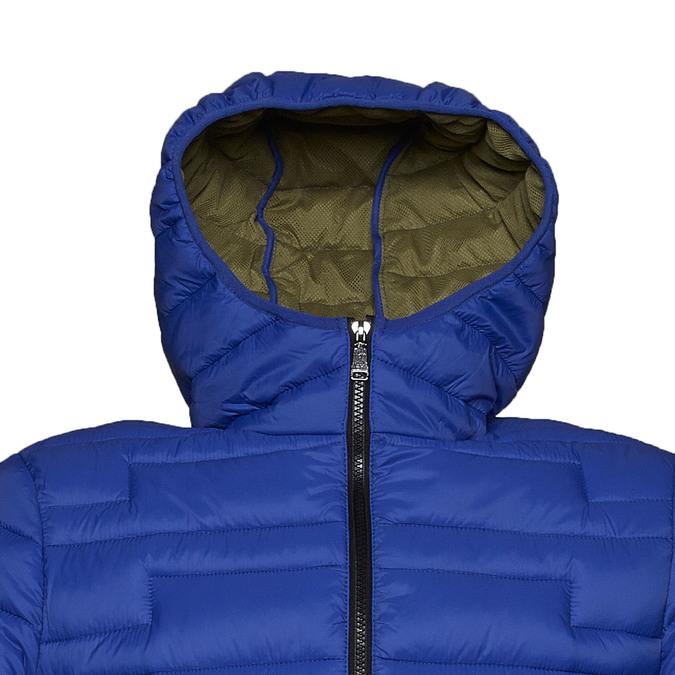 Pánská bunda s kapucí bata, modrá, 979-9627 - 16