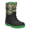 Dětské sněhule se zateplením mini-b, zelená, 392-7200 - 13
