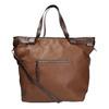 Kabelka ve stylu Tote Bag bata, hnědá, 961-3206 - 19